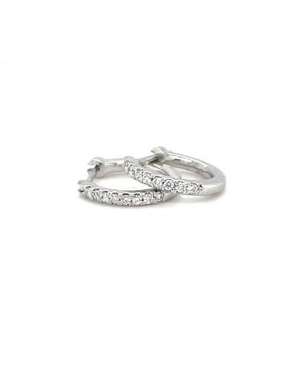 Ring mit Topas aus 925 Silber