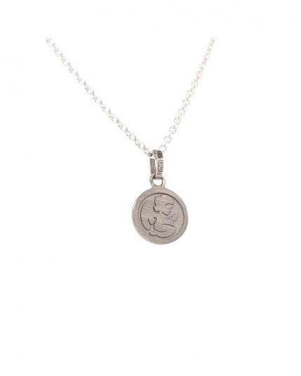 Ring mit Mandaringranat & Tansanit aus 925 Sterling Silber