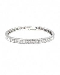 Armspange konvexe Form aus 925 Sterlingsilber