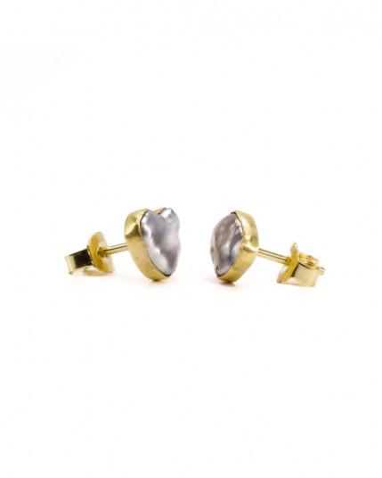 Ohrhänger mit Topas aus 925 Silber