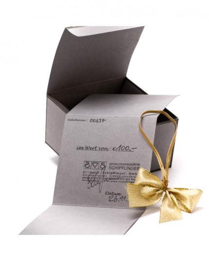 """Vorsteckring  """"Kugelring"""" 2mm breit aus 14 Karat Gold"""